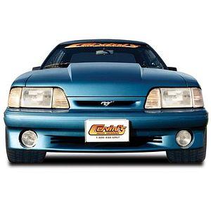 Mustang Cervinis Cobra Body Kit   Hatchback