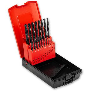 Proxxon 10 Piece HSS Twist Drill Set 477602