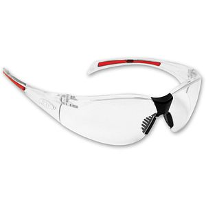 JSP Stealth Safety Glasses Smoke