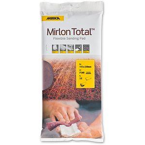 Pkt 20 Mirka Mirlon Abrasive Finishing Pads 320g