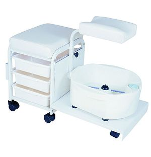 Peachy Pedicure Footstool Salons Direct Caraccident5 Cool Chair Designs And Ideas Caraccident5Info