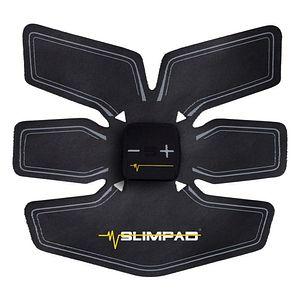 43cab655a98 Dispositivo de Electroestimulación Muscular Slim Pad