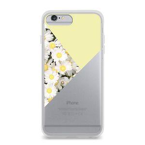 2a7a0c8e406 Funda para iPhone 6 Plus Uniquecases Yellow Daisy