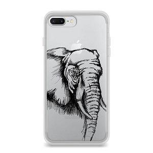 700ce98852d Funda para iPhone 8/7 Plus Uniquecases Elephant