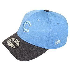 773468da93846 Gorra New Era 3930 MLB Boston Red Sox Azul con Gris