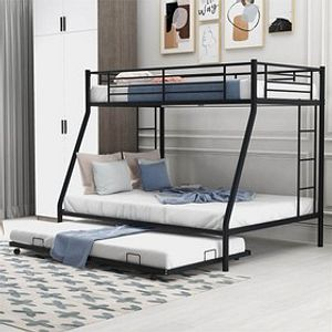 Bed Frame White Solid Pine Wood 120x200 Cm
