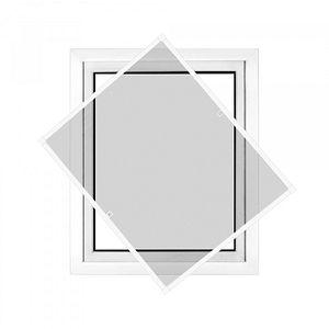 JAROLIFT Insektenschutz Spannrahmen Profi Line Fur Fenster 90 X 150cm Weiss